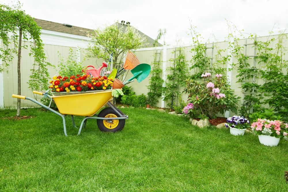 decorer jardin