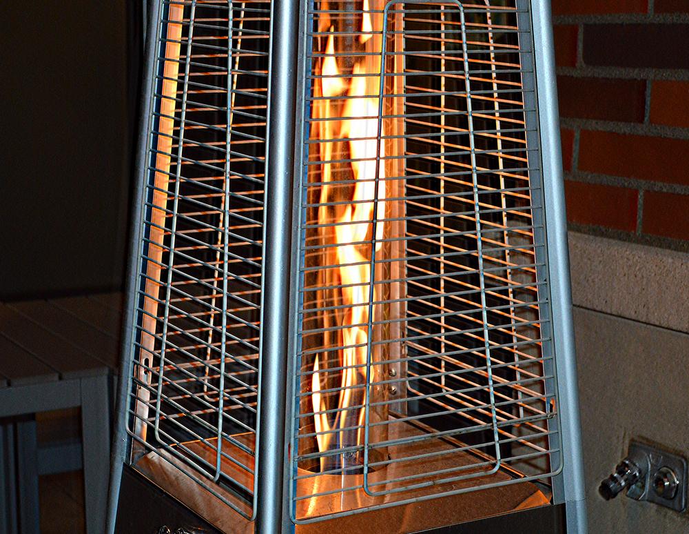 chauffage extérieur